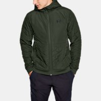 Deals on Under Armour Mens ColdGear Reactor Performance Hybrid Jacket